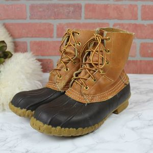 Vintage Maine Hunting Bean Boots 7